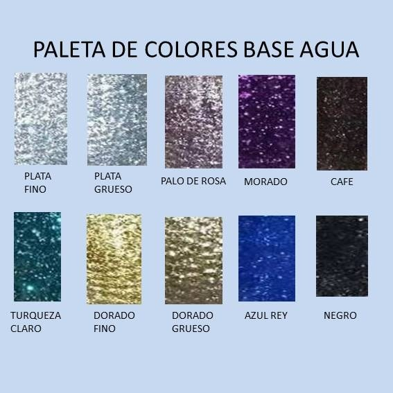 Pintura glitter para pared 2 en mercado libre - Pintura pared purpurina ...