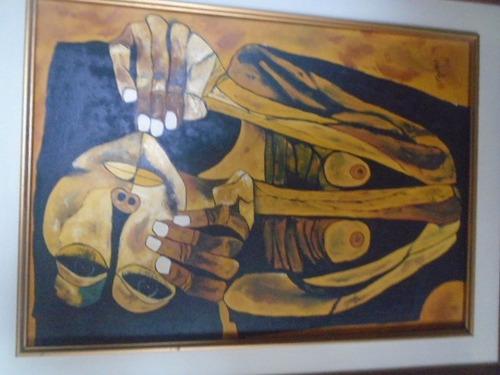 pintura guayasamin suspiro