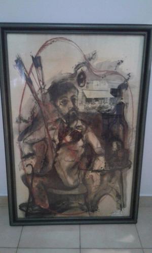 pintura gustavo ortiz artista argentino de alto nivel