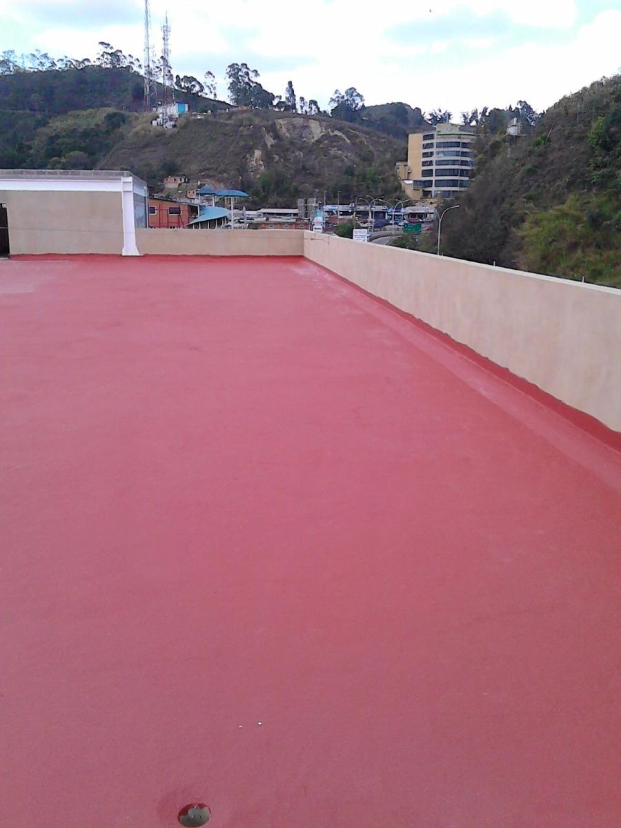 pintura para techos en galn blanco y gris