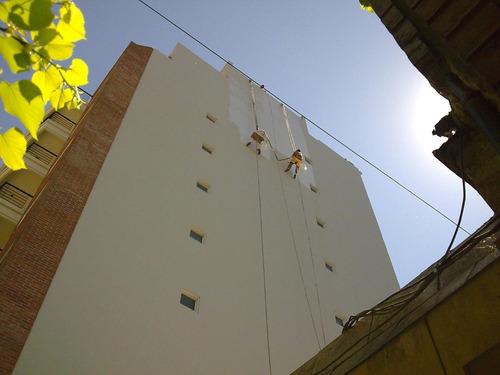 pintura impermeable para terrazas y medianeras dm4 plus