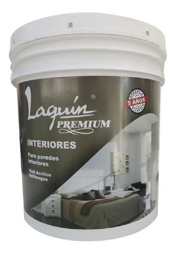 pintura laquín premium interior 18l