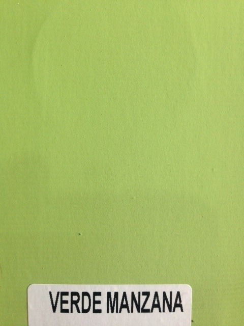 Pintura latex exterior interior color verde manzana 4 for Pintura de pato verde color