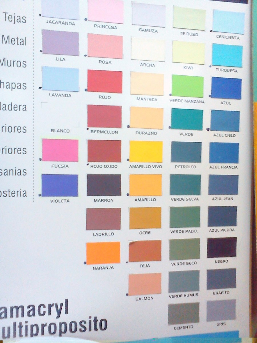 Pintura latex interior exterior antihongos en colores for Pintura interior color arena