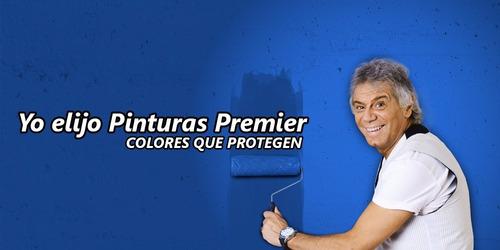 pintura latex profesional interior antihongos 20 lts premier