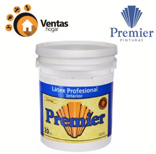 pintura latex profesional interior antihongos 4 lts premier