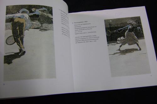 pintura - ludwig heinrich jungnickel -libro catálogo obras