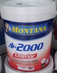 pintura montana av2000 exterior