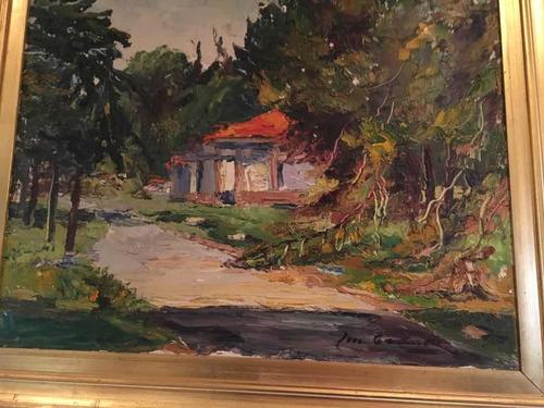 pintura óleo de josé cerella