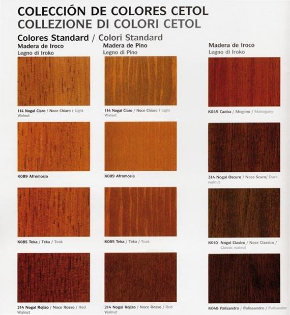 Pintura para madera al mejor precio del mercado - Pinturas de madera ...