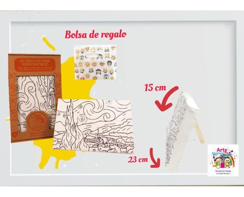 pintura para niño arte, juego