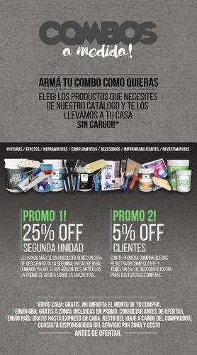 pintura para pasto verde 200lt promo 25%off + envío gratis*