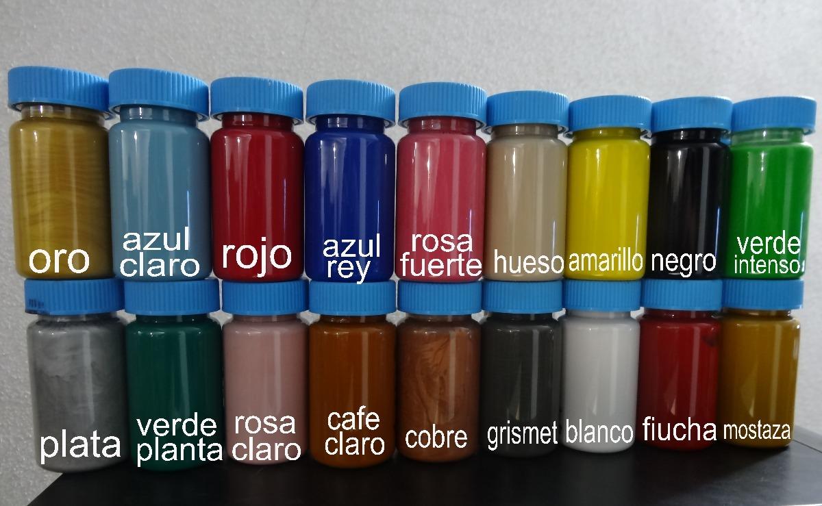 Pintura para piel cuero y plastico en mercado libre - Pintura para plastico ...