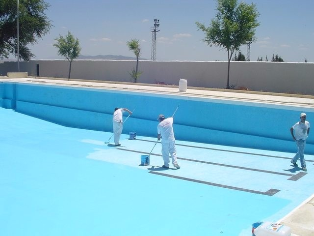 Pintura para piscinas sherwin williams.   bs. 72.900,00 en mercado ...