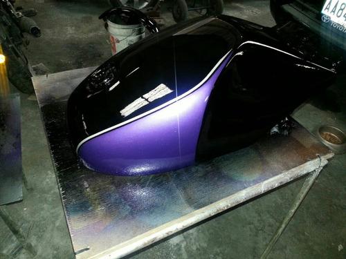pintura personalizada para motos
