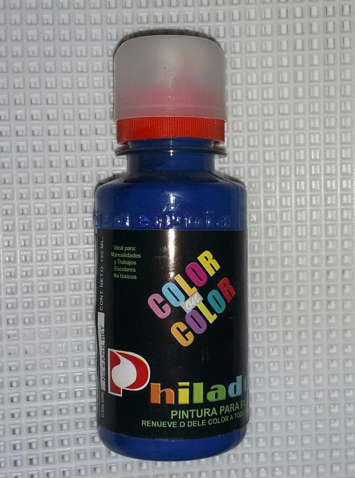 Pintura philadelphia para piel plastico y vestiduras - Pintura en spray para plastico ...