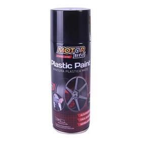 Pintura Plastica Plastidip Negro Mate Spray - Impowick