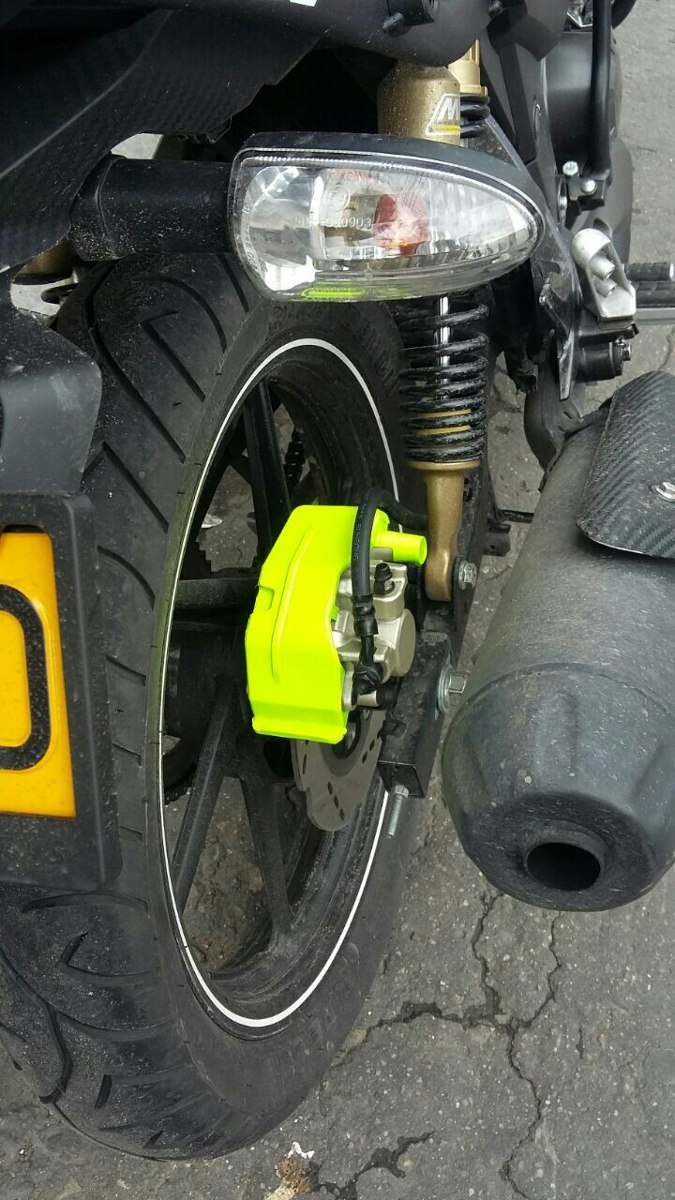Pintura pl stica removible personaliza tu motocicleta - Pintura plastica precio ...