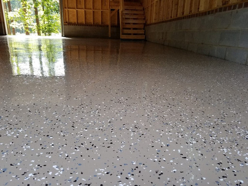 pintura polyurea pisos  mejor que epoxica rust oleum 35m2