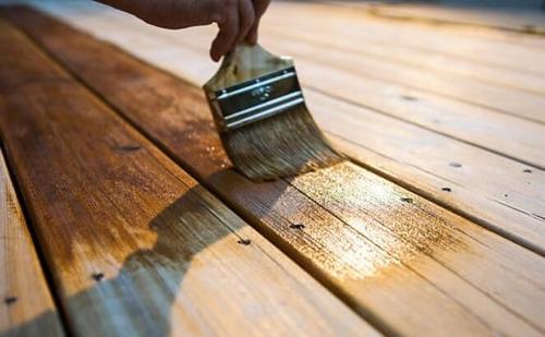 pintura protector de madera 3,6lt caoba