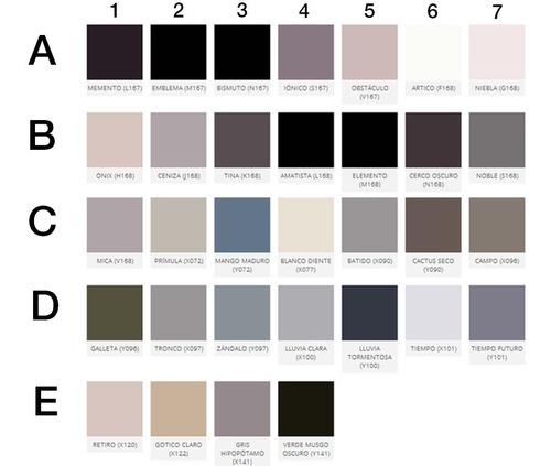 pintura removible plasti dip auto mediano galon + diluyente color a elección gamas negros y  marrones