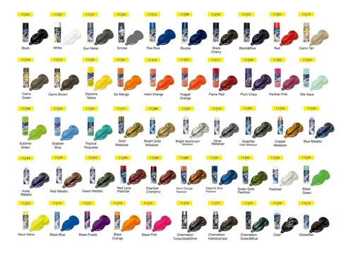 pintura removible plasti dip color a elección x3 cuotas