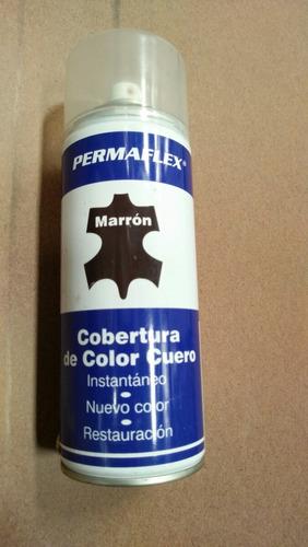 pintura restaurador para cuero en spry permaflex 300ml bs