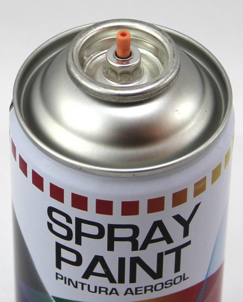Pintura spray acr lica metalizada aerosol dorado bs 5 - Spray pintura acrilica ...