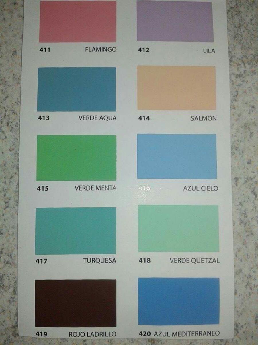 Pintura vinilica 100 lavable a buen precio varios colores for Pintura ligera de color topo