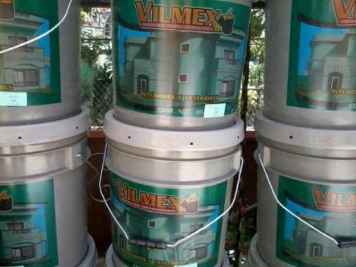 Pintura vinilica 100 lavable a buen precio varios colores - Pintura asfaltica precio ...