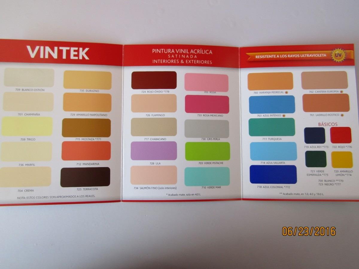 Pintura vinilica ipesa vin tek 12 a os calidad y precio - Pintura asfaltica precio ...