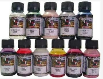 pintura vitral al solvente cantek