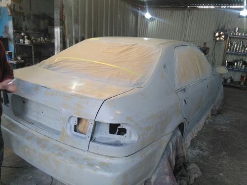 pintura y desabolladura automotriz john troncoso