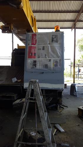 pintura y latoneria de maquinaria pesada