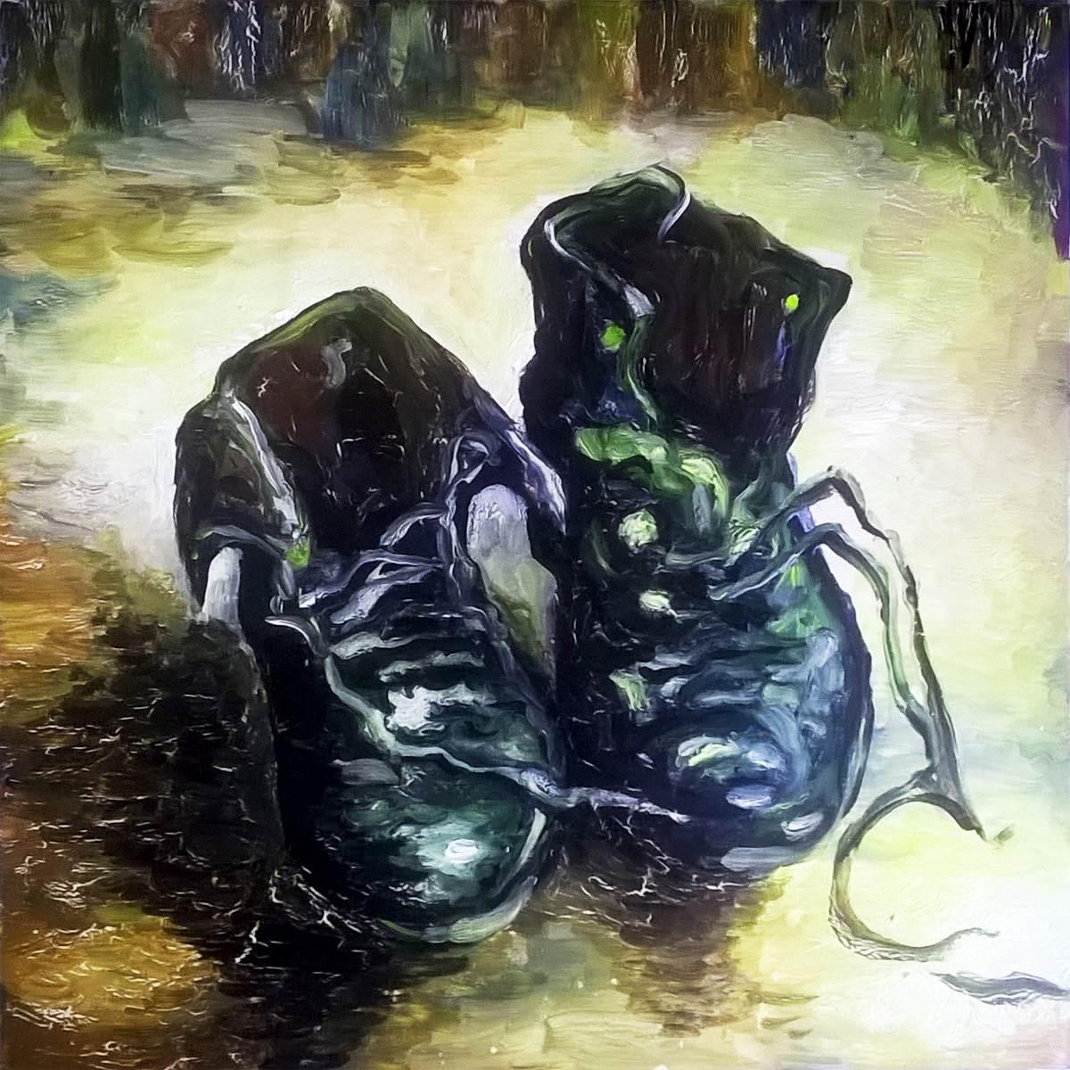 400 De Mercado 2010 Zapatos Libre En Pintura 00 Van Gogh S 5azBxxYqw