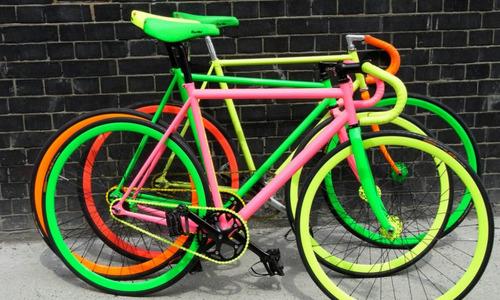 pinturas a fuego para bicicletas dagnino bikes
