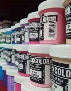 pinturas al frio blackcolor 60ml por docenas (8 vds)