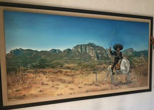 pinturas al oleo, desde paisajes, murales, retratos etc.