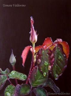 pinturas al oleo realismo magico