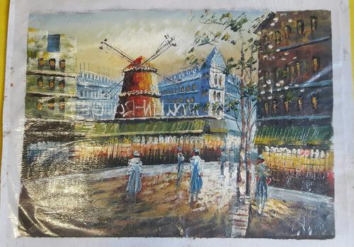 pinturas al oleo sobre lienzo acrilico originales y nuevas