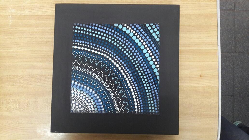 Pinturas Cuadros Mandalas Y Arte Moderno Decoracion Arte Bs 300 - Pinturas-de-mandalas
