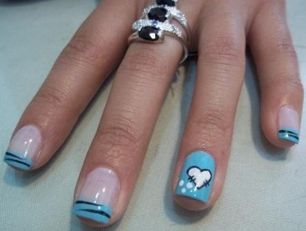 pinturas decoración uñas