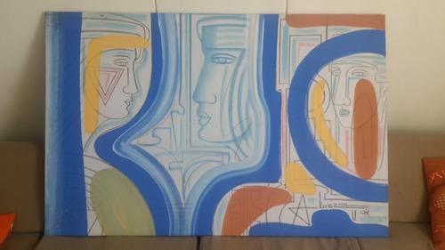 pinturas del maestro abiezer agudelo