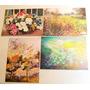 Pinturas Flores Mingo, Roa, Guerrero Y De Rocka Reproduccion