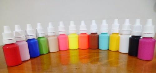 pinturas para decoración de uñas nail art manicure