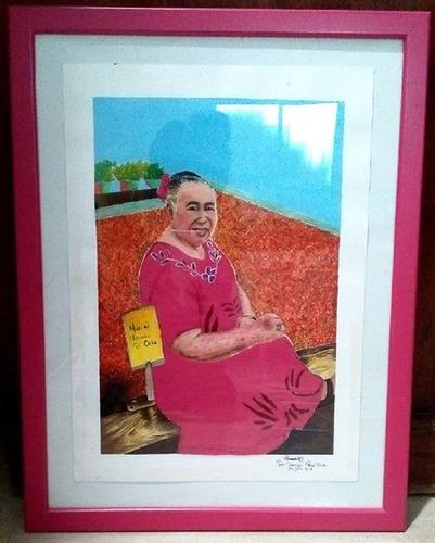 pinturas y retratos por encargo