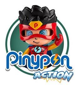 pinypon action comisaria 2 fig + luz y acc int 14493 pin&pon