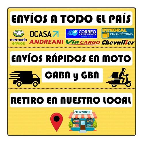 pinypon auto o moto + muñeca y accesorios picnic tv famosa