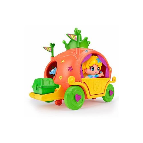 pinypon carruaje de princesa con figura collagekidsar