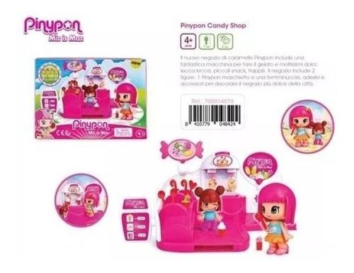 pinypon muñecas accesorios tienda de dulces juguetes nenas
